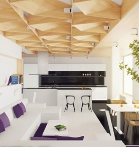 How to turn your kitchen into a lounge
