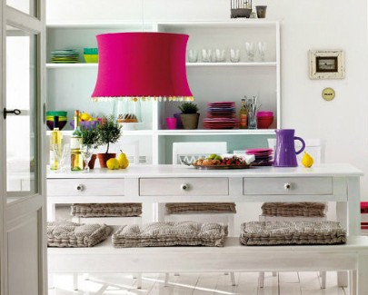 """""""fresh dining room"""" 10 Simple Decorating Ways to Make Your Dining Room Feel Fresh 10 Simple Decorating Ways to Make Your Dining Room Feel Fresh fresh dining room 10 405x325"""