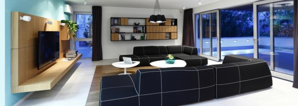 """modern apartment"""