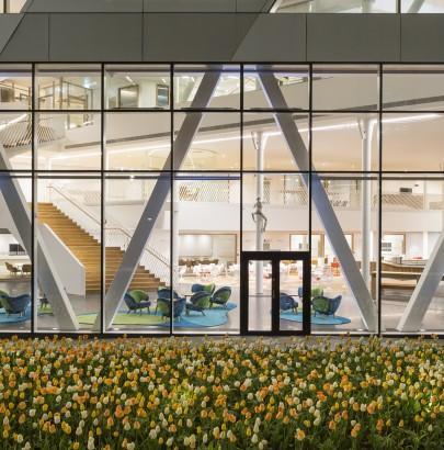 """Swedbank headquarter designed by 3xn"" TOP New Building Unveiled 2014 TOP New Building Unveiled 2014 07 077 Swedbank 172 H1 405x410"