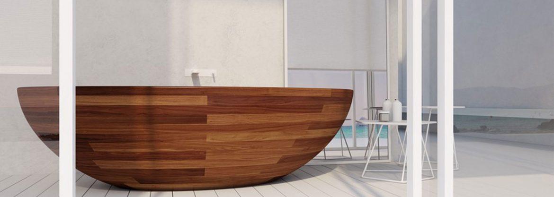 """modern wooden bathtubs"" Amazing Wooden Bathtub Showers Amazing Wooden Bathtub Showers Lavish wooden bathtubs 6"
