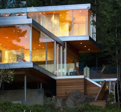 """Must see this Modern Vacation Houses in Vancouver"" Interiors: Must see this Modern Vacation Houses in Vancouver Interiors: Must see this Modern Vacation Houses in Vancouver The Gambier Island House by Mcfarlane Green Biggar Architecture   Design 2 1 405x374"