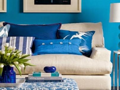 Hot Color Decoration Trends 2015 Hot Color Decoration Trends 2015 Hot Color Decoration Trends 2015 Modern home decor 2015 Decor Ideas with Blue color 405x305