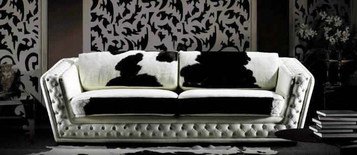 Living Room Sofas: Luxury Brands