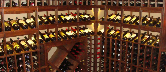 The home wine cellar for a bottle of Torres The home wine cellar for a  bottle of Torres The home wine cellar for a  bottle of Torres modern home decor The home wine cellar for a bottle of Torres Home Wine Cellar