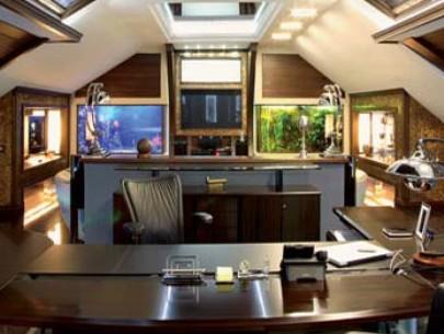 Top Trends in Home Office Design Top Trends in Home Office Design Top Trends in Home Office Design modern home decor Top Trends in Home Office Design modern office furniture interior design ideas 8 405x305