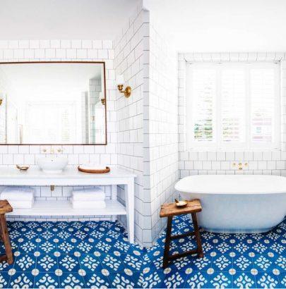 Bathroom design ideas: 5 amazing floor tiles bathroom design ideas Bathroom design ideas: 5 amazing floor tiles 5bathroomtiles 1 405x410
