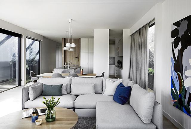 Portsea Modern Home and Family Escape by MIM Design