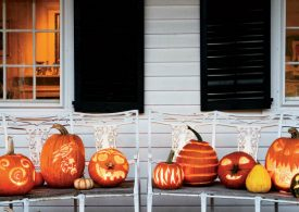 15 DECORATING IDEAS FOR SCARY HALLOWEEN