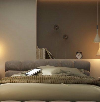 Contemporary Lighting Ideas for a Modern Bedroom Design modern bedroom design Contemporary Lighting Ideas for a Modern Bedroom Design Contemporary Lighting Ideas for a Modern Bedroom Design 6 405x410
