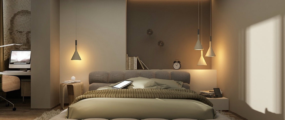 Contemporary Lighting Ideas for a Modern Bedroom Design ...
