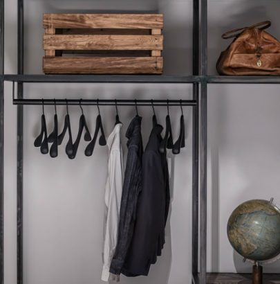 Think Different: Industrial Style Closet Designs closet designs Think Different: Industrial Style Closet Designs closet designs featured 405x410