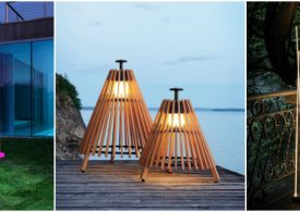Amazing types of lighting fixtures for a vibrant home decor outdoor floor lamps Outdoor floor lamps to use in a deck or patio floor lamps outdoors featured 275x195