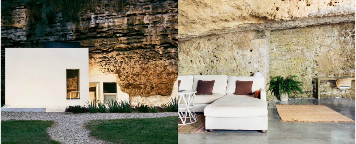 """""""House Cave"""", an Adventurous and Modern Home Upon Sierra Morena modern home """"House Cave"""", an Adventurous and Modern Home Upon Sierra Morena House cave an Adventurous and Modern Home Upon Sierra Morena featured"""