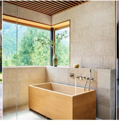 BATHROOM DESIGN IDEAS | AD'S BEST BATHROOMS OF 2016 best bathrooms of 2016 BATHROOM DESIGN IDEAS | AD'S BEST BATHROOMS OF 2016 best bathroom designs 2016 FEATURED 405x410