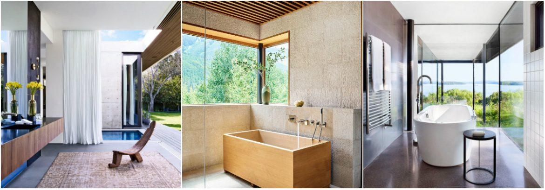 BATHROOM DESIGN IDEAS | AD'S BEST BATHROOMS OF 2016 best bathrooms of 2016 BATHROOM DESIGN IDEAS | AD'S BEST BATHROOMS OF 2016 best bathroom designs 2016 FEATURED