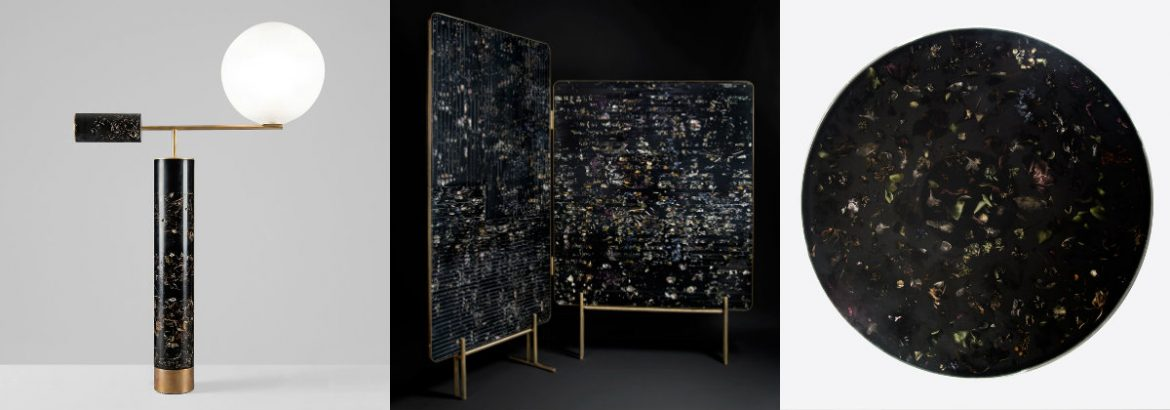 Impressive Furniture made of Resin and Flowers by Marcin Rusak Impressive Furniture Impressive Furniture made of Resin and Flowers by Marcin Rusak marcin rusak  flowers featured