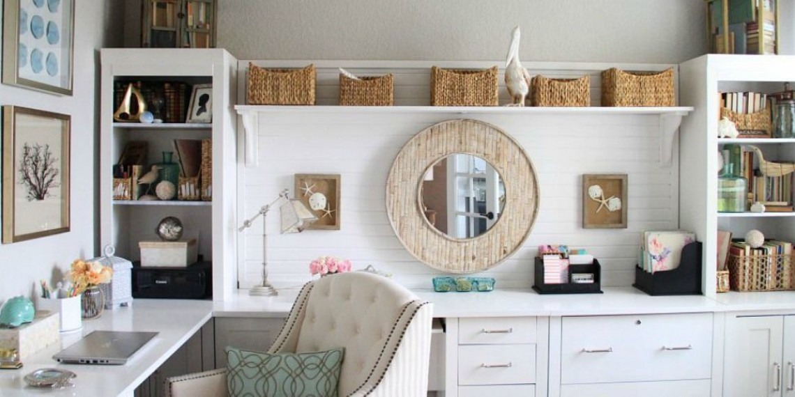 8 Home Office Decorating Ideas