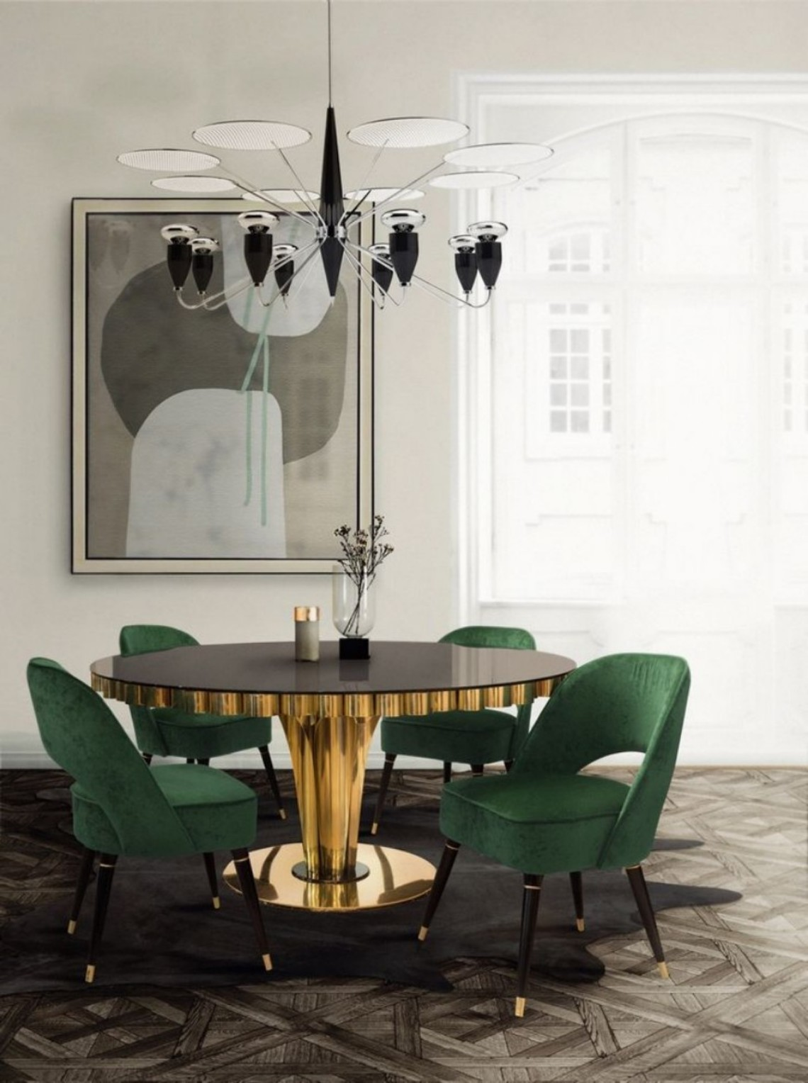 Fall in Love with this Mid-Century Modern Lighting Design mid-century modern Fall in Love with this Mid-Century Modern Lighting Design Fall in Love with this Mid Century Modern Lighting Design 8