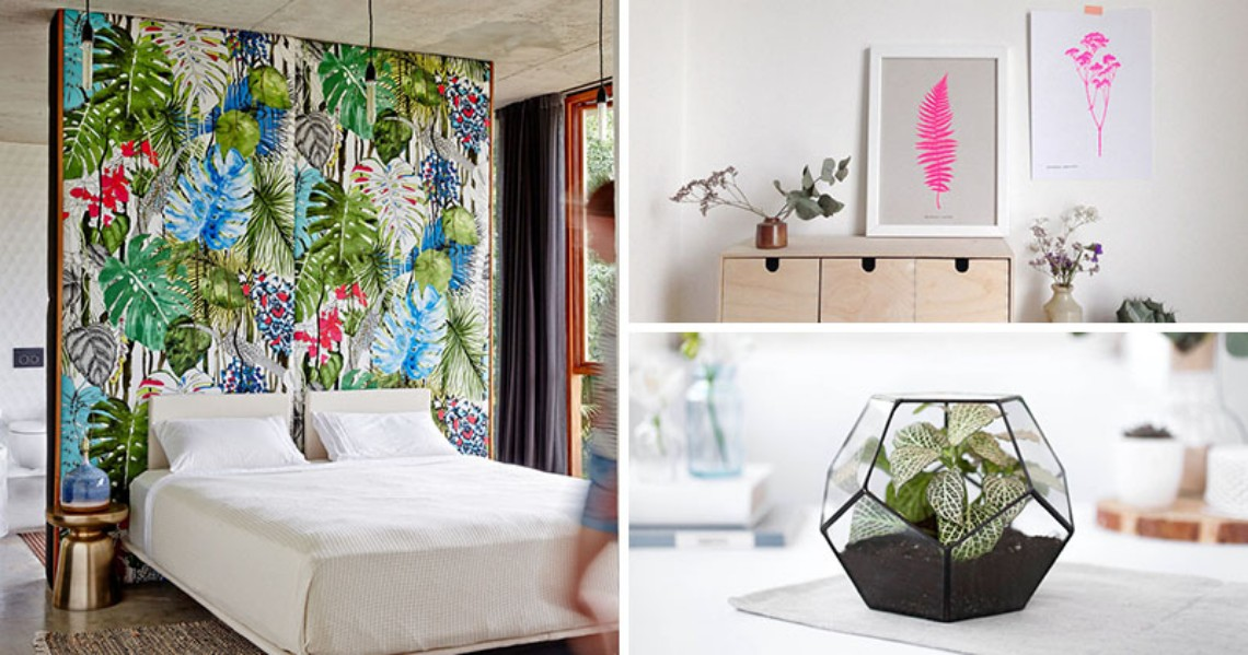 How Introduce Botanical Design Into Your Modern Home Decor modern home decor How Introduce Botanical Design Into Your Modern Home Decor How Introduce Botanical Design Into Your Modern Home Decor 6
