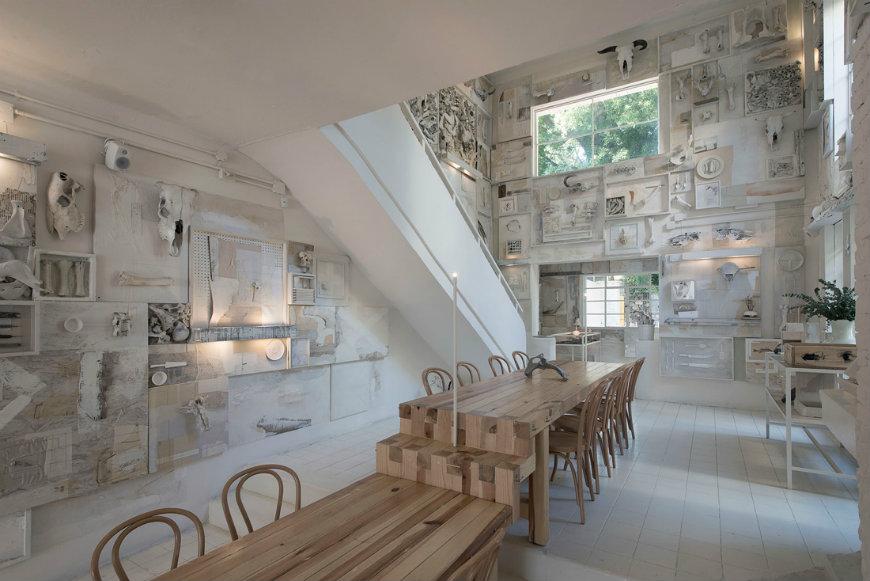 Hueso interior design style