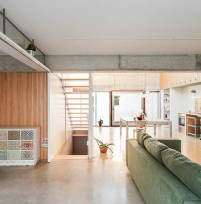 Modern House by SAU Taller de Arquitectura modern house Modern House  by SAU Taller de Arquitectura Modern House by SAU Taller de Arquitectura 4 405x410