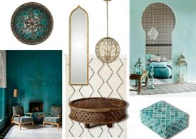 Mood Board: Moroccan Style in Interior Design interior design Mood Board: Moroccan Style in Interior Design Mood Board Moroccan Style in Interior Design 8 1 275x195