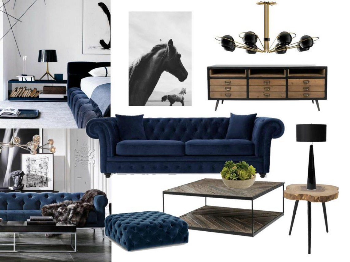 Mood Board: Velvet is the New Black in Home Decor! mood board Mood Board: Velvet is the New Black in Home Decor! Mood Board Velvet is the New Black in Home Decor 3