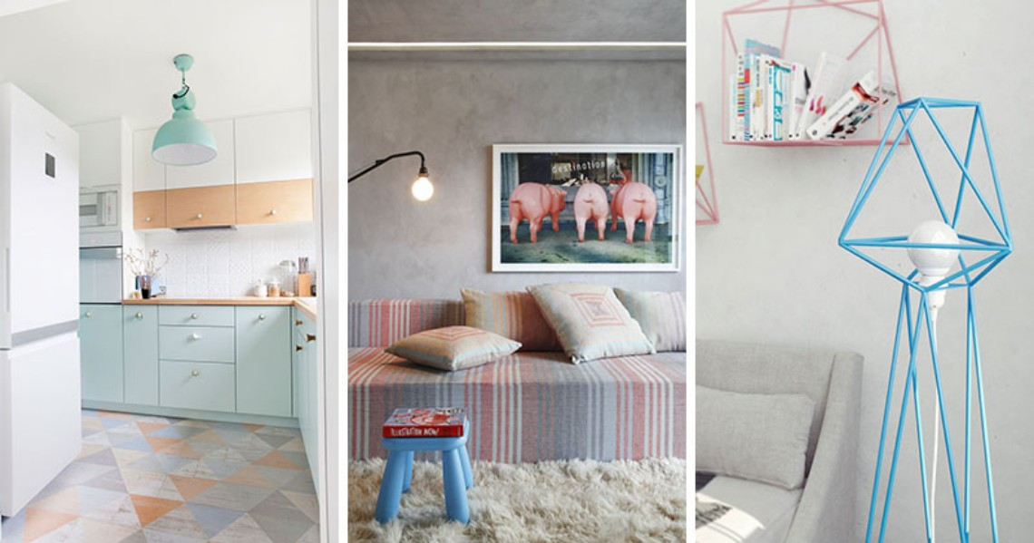 Pastel Trend Should Be your Next Interior Design interior design Pastel Trend Should Be your Next Interior Design pastel interiors 150816 01