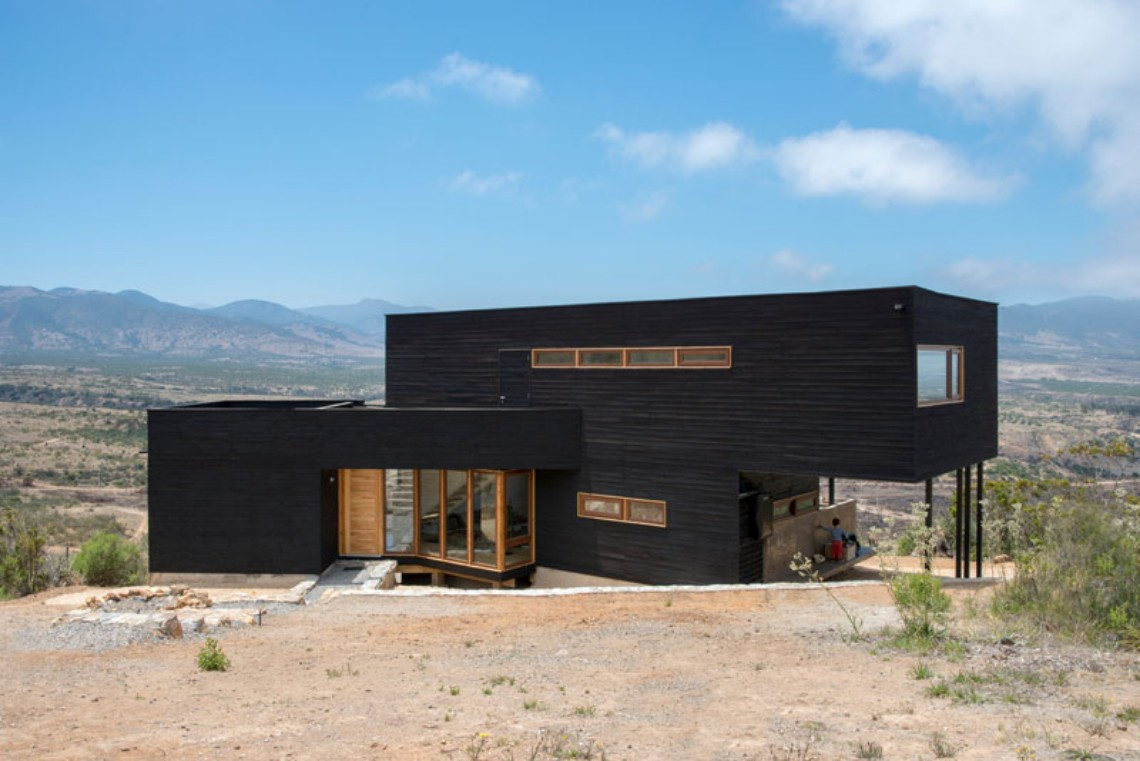 Around the World: Discover this Modern House in Chile modern house Around the World: Discover this Modern House in Chile Around the World Discover this Modern House in Chile 3
