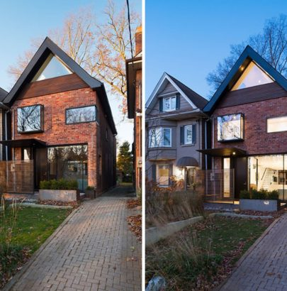 Fall in Love with these Modern Houses Made of Brick modern houses Fall in Love with these Modern Houses Made of Brick Fall in Love with these Modern Houses Made of Brick 2 405x410
