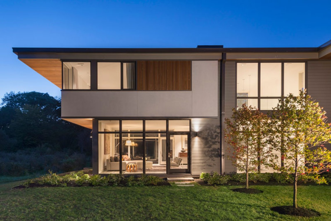 Fall in Love with this Modern Home Surrounded by a Blueberry Farm modern home Fall in Love with this Modern Home Surrounded by a Blueberry Farm Fall in Love with this Modern Home Surrounded by a Blueberry Farm 6