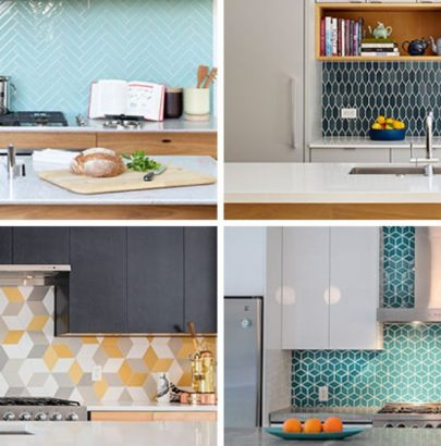 Find these Contemporary Kitchens with Geometric Tiles contemporary kitchens Find these Contemporary Kitchens with Geometric Tiles Find these Contemporary Kitchens with Geometric Tiles 3 405x410