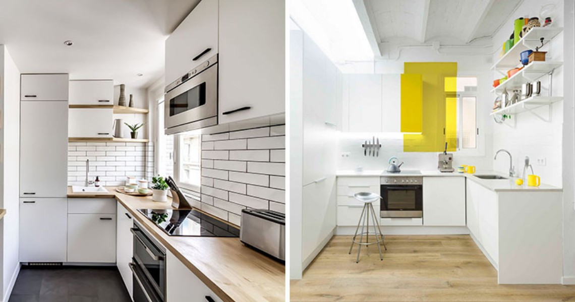Modern Kitchens That Make The Most Of A Small Space modern kitchens Modern Kitchens That Make The Most Of A Small Space Modern Kitchens That Make The Most Of A Small Space