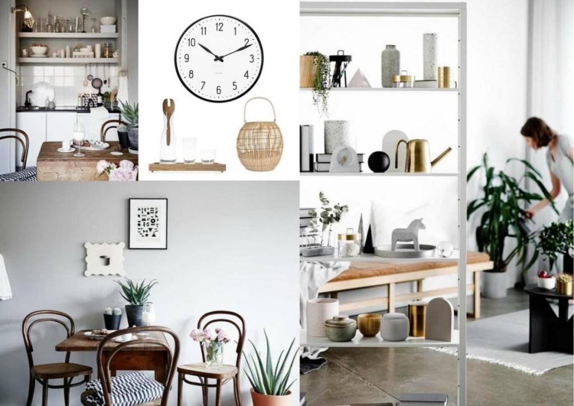Mood Board Scandinavian Design In Home Decor Modern Home
