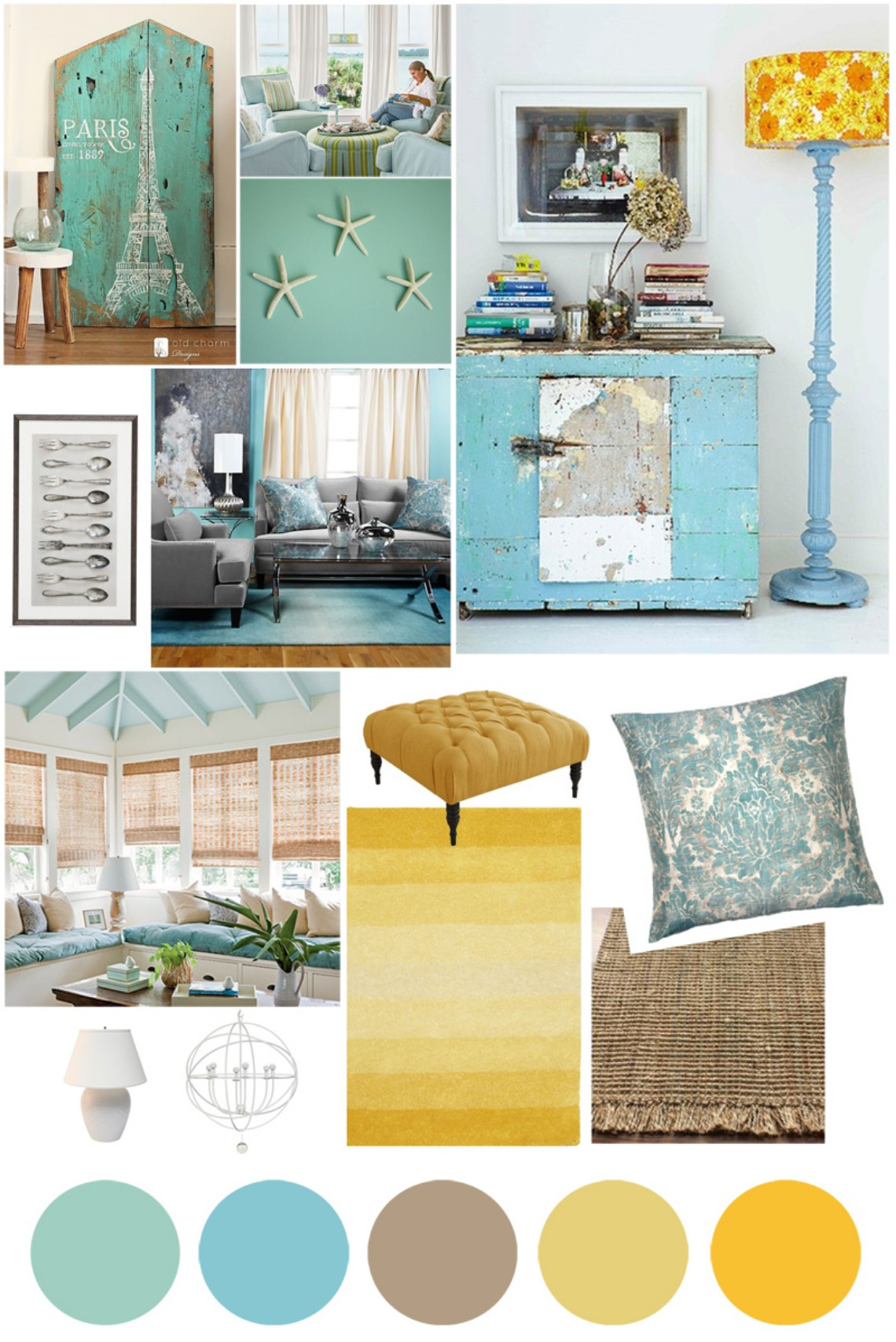 Mood Board: The New Summer Trends in Interior Design summer trends Mood Board: The New Summer Trends in Interior Design Mood Board The New Summer Trends in Interior Design