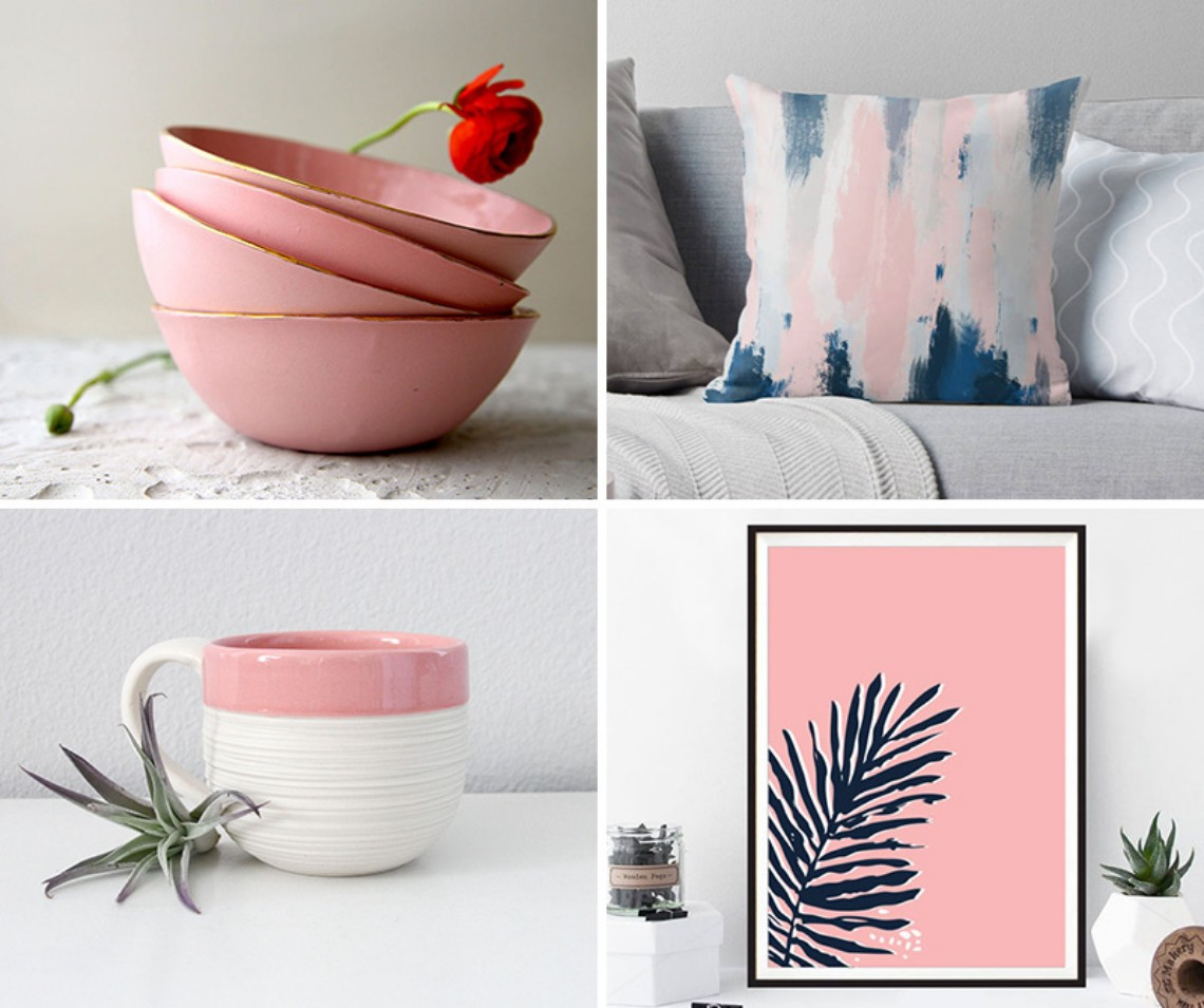 Your Home Decor Needs These Blush Pink Accents home decor Your Home Decor Needs These Blush Pink Accents Your Home Decor Needs These Blush Pink Accents 8