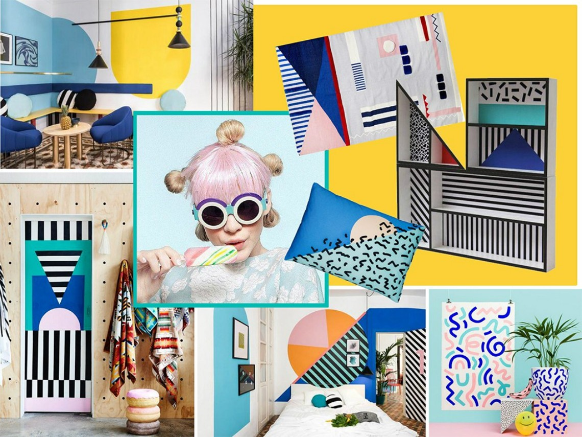 Mood Board: Feel the Colorful Vibe of Memphis Design Memphis Design Mood Board: Feel the Colorful Vibe of Memphis Design Mood Board Feel the Colorful Vibe of Memphis Design 6