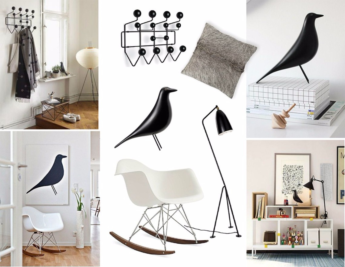 Image of: Mood Board Mid Century Modern Design In The Eame S World Modern Home Decor