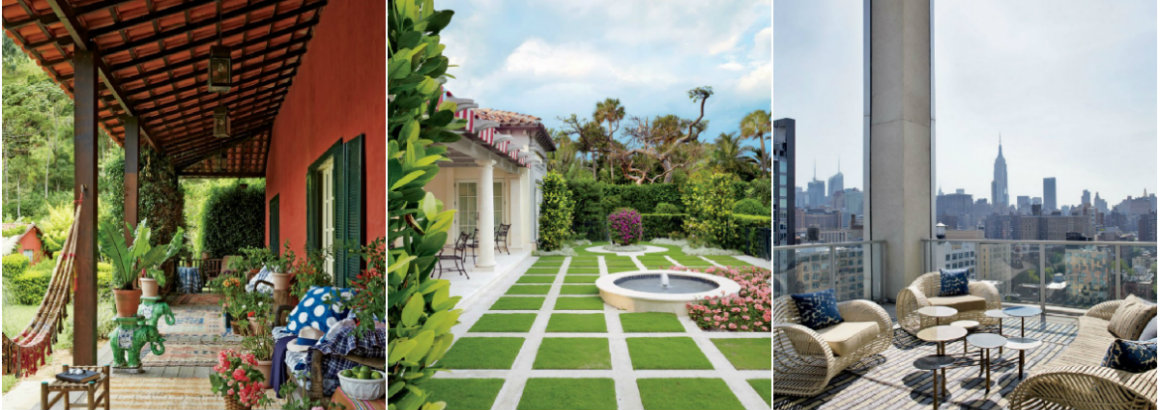 7 Design Inspirations For Your Outdoor Space