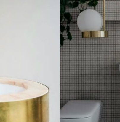 Bathroom Inspo: Dreamy Showroom By The Stella Collective The Stella Collective Bathroom Inspo: Dreamy Showroom By The Stella Collective collage 4 405x410