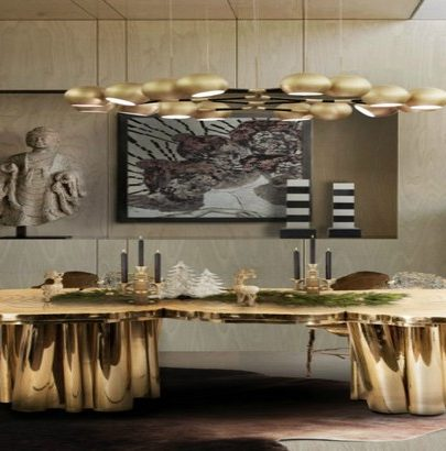 10 Luxury Dining Table Designs You Shouldn't Miss luxury dining table 10 Luxury Dining Table Designs You Shouldn't Miss featured 13 1024x768 405x410