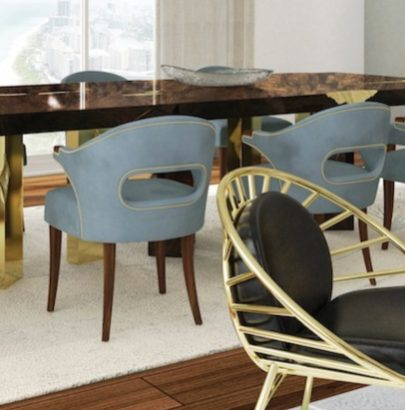 Top Exclusive Dining Tables exclusive dining tables Top Exclusive Dining Tables featured 30 405x410