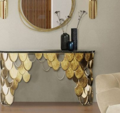 Top Luxury Console Tables For a Bold Entryway luxury console tables Top Luxury Console Tables For a Bold Entryway featured 33 405x380