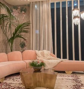 Vintage curvy sofas you will obsess over f