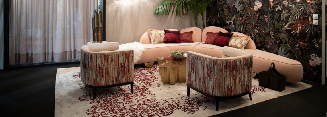 Salone del Mobile Milano: The Best Living Room Sets | Modern ...