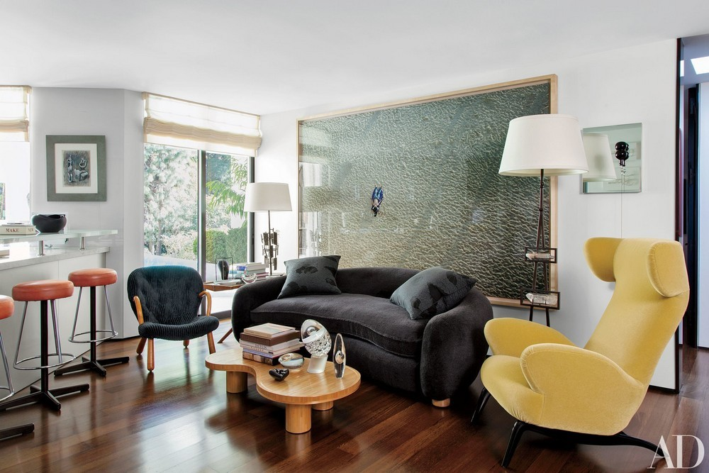 The Multitasking Master: Living Rooms by Waldo Fernandez waldo fernandez The Multitasking Master: Living Rooms by Waldo Fernandez 1 Architetcural Digest