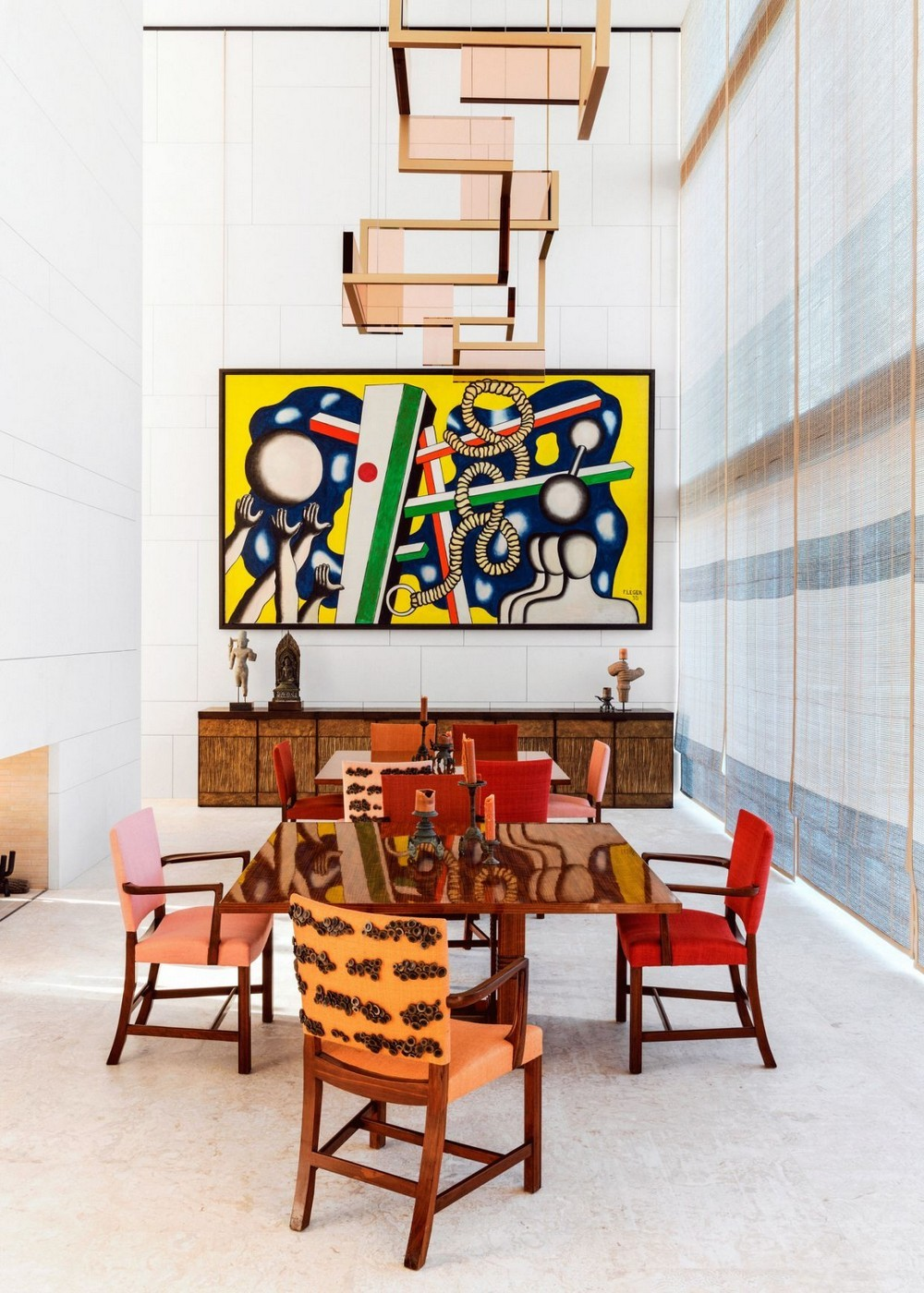 Materiality, Texture, Scale Light: Dining Rooms by Peter Marino peter marino Materiality, Texture, Scale Light: Dining Rooms by Peter Marino 1 Yahoo News