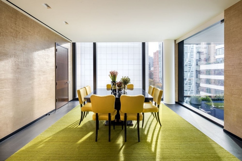 Materiality, Texture, Scale Light: Dining Rooms by Peter Marino peter marino Materiality, Texture, Scale Light: Dining Rooms by Peter Marino 4 Yahoo News