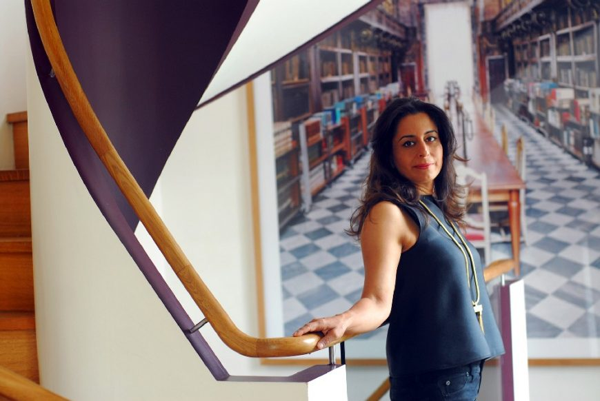 shalini misra A Surprising Holiday House London by Shalini Misra 1 3 870x582